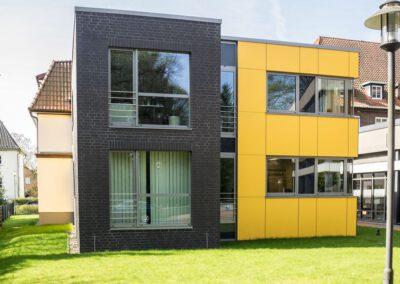 Modernes Verwaltungsgebäude in Soltau